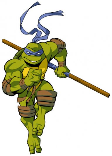 - Tortues ninja donatello ...